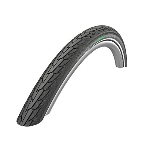 Schwalbe Road Cruiser Hs484 Neumáticos, Pared Blanca, 26x1.75 Zoll