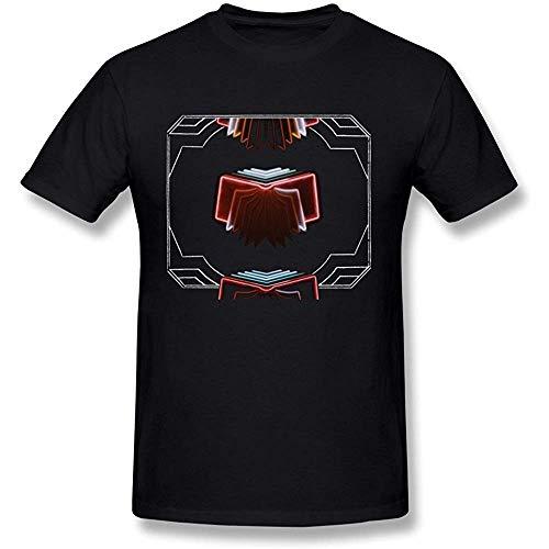 Men's Arcade Fire Neon Bible T-Shirt 3XL