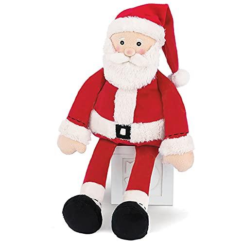 Bearington Baby Santa Claus Christmas Plush Stuffed Toy, 16 inches
