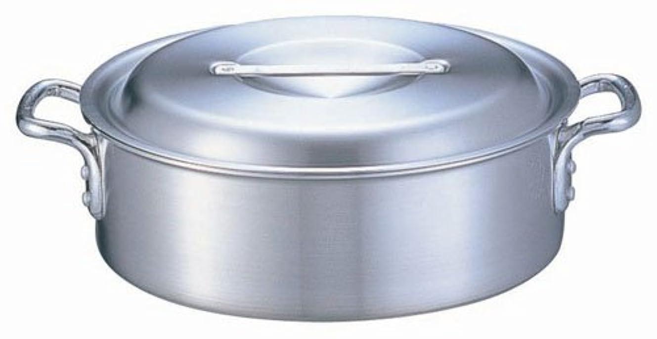 ロシア役員結果アカオアルミ DON外輪鍋 27㎝ アルミニウム合金、ハンドル(アルミダイキャスト) 日本 AST27027