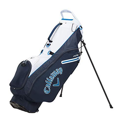 Callaway Golf 2021 Hyperlite Zero Stand Bag , Navy/White/Royal