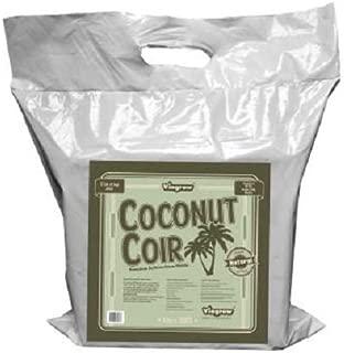 Viagrow VCCB5-2 11 lb Coconut Coir Block Soilless Grow Media (2 Pack)