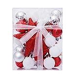 Oinna 1 pieza bola de Navidad árbol Top Star caja de regalo Set exquisito...