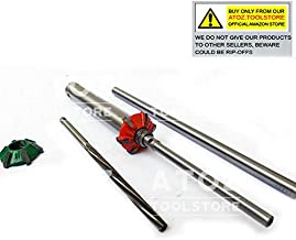 ATOZ.Toolstore 2X Briggs Flathead Valve Seat Cutter 46° 31° Professional Set 5HP.