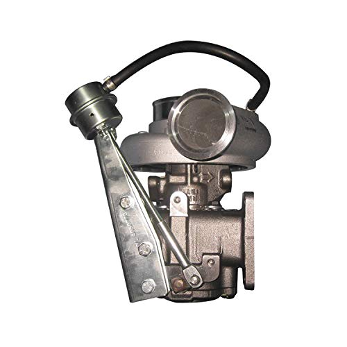 Disenparts Turbo 4955156 4955748 Turbocharger HX35W For Cummins QSB 6.7 Engine