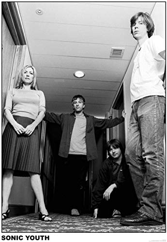 Empire Interactive - Poster Sonic Youth 'BandPICTURE Dirty'
