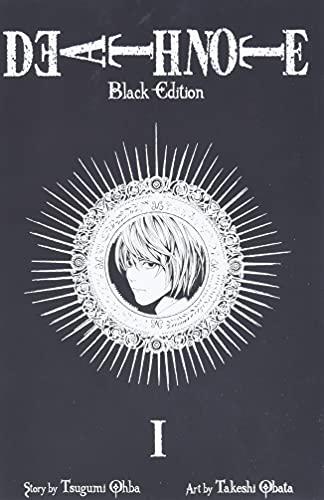 Death Note Black 01 (Death Note Black Edition)
