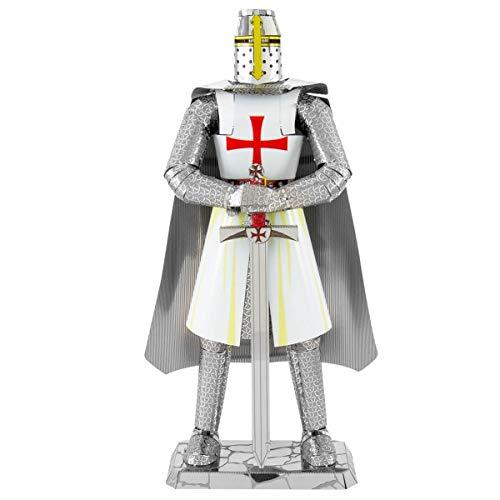 Metal Earth ICONX Templar Knight