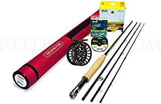Redington Classic Trout 486-4 Fly Rod Outfit (8'6