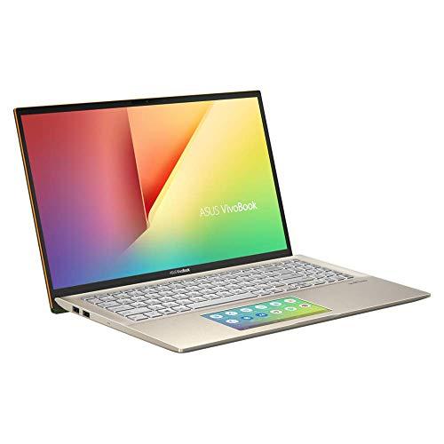 ASUS Vivobook S15 S532FL (90NB0MJ1-M00510) 39.6 cm (15, 6 Zoll, FHD, Wv, matt) Notebook Laptop (Intel Core i5-8265U, 8GB RAM, 512GB SSD, Nvidia GeForce MX250 (2GB), Windows 10) Moss Grün