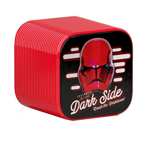 Cassa Audio Portatile Bluetooth 4.0 (3 W) Sith Trooper - Altoparlante Wireless Originale Star Wars, Tribe SPB23001