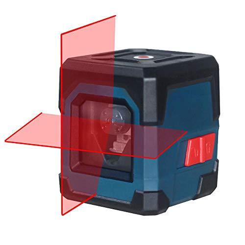 Laser Level Kruislijnlaser Meetbereik 50 Voeten Met Verticale Lijn En Horizontale Automatische Niveauregeling