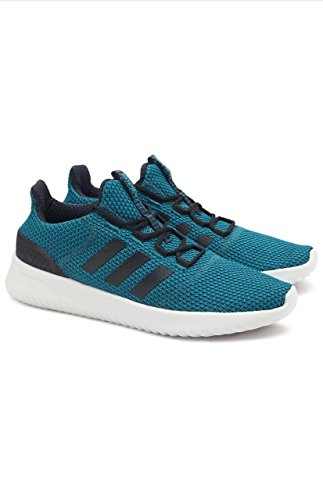 adidas Men's Cloudfoam Ultimate Fitness Shoes, Black Negbas Negbas Rojsol, 10 UK