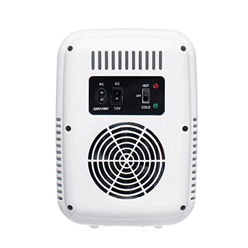 ZLININ Refrigerador de coche venta refrigerador caliente uso 12 V portátil para camping conducción coche nevera congelador viaje refrigerador Icebox