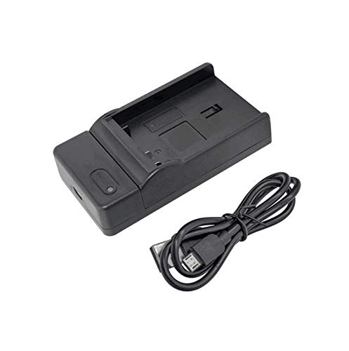 USB Battery Charger for Canon NB-13L and PowerShot SX620 HS, SX720 HS, SX730 HS, SX740 HS, G1 X Mark III, G5 X, G7X, G7 X Mark II, G9X, G9 X Mark II Digital Camera