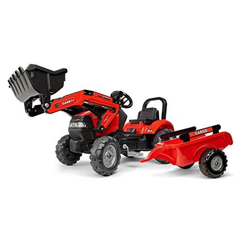 Falk - Traktoren & Anhänger in Rot