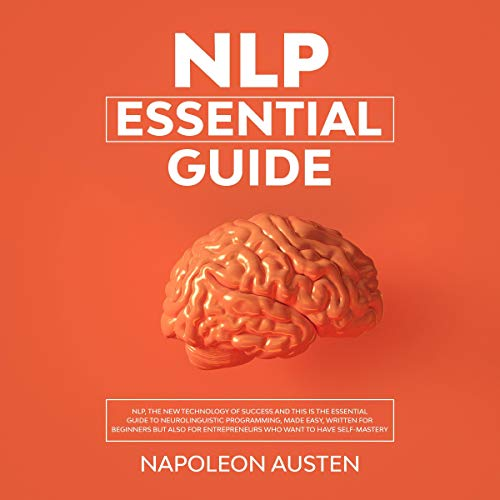 『NLP Essential Guide』のカバーアート