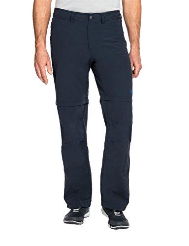 Jack Wolfskin Damen Canyon Zip Off Pants Hose Night Blue, 56