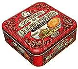 La Mere Poulard 1888 Galletas de mantequilla pura salada | Lata de galletas de mantequilla francesas - 1 x 250 gramos