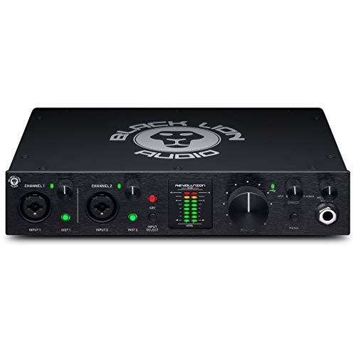 Black Lion Audio Revolution 2x2 USB Audio...