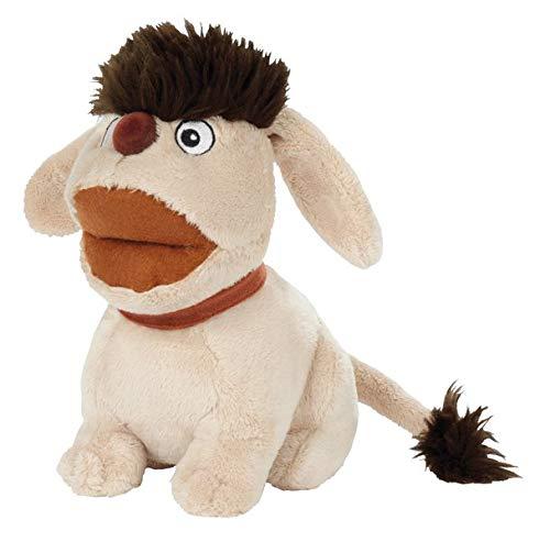 Heunec 649675 - Sandmann und Freunde, Beanie, Hund Moppi 15cm