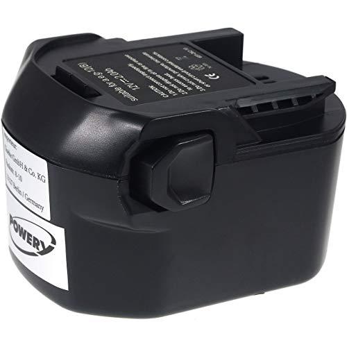 Batería para Würth Modelo SD 12 V 2000mAh NiMH