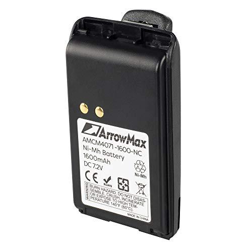 ARROWMAX AMCM4071-1600-D PMNN4071 MOTOROLA A8 MAGONE BPR40 BEARCOM BC130 양방향 라디오