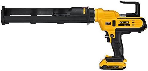 DEWALT 20V MAX Caulking Gun Adhesive Gun 29 oz DCE570D1 product image