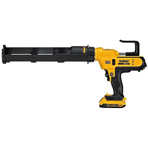 DEWALT DCE570D1 20V MAX 29oz Adhesive Gun Kit
