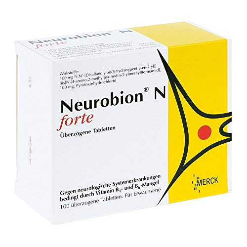 Neurobion N forte, 100 St. Tabletten