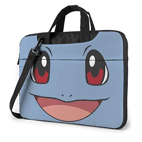 Pokemon Laptop Shoulder Bag,Shockproof Slim Computer Carry Case 13'/14'/15.6'