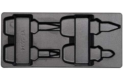 YATO YT-55341 - bandeja de plástico para 4pcs alicates
