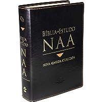 NAA Bíblia de Estudo Nova Almeida Atualizada (Português)