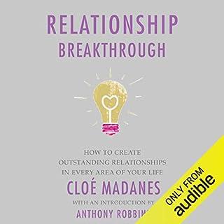 Relationship Breakthrough audiobook cover art