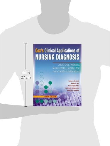 COX'S CLINICAL APPLICATIONS OF NURSING DIAGNOSIS (Clinical Applications of Nursing Diagnosis (Cox))