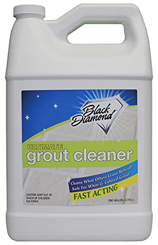 Ultimate Grout Cleaner: Best, Acid-Free Safe Deep Cleaner, Stain Remover...