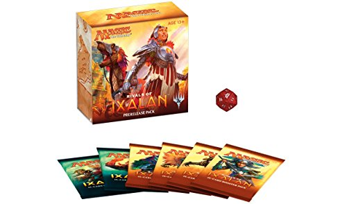 Magic The Gathering MTG Rivals of Ixalan Pre-Release Pack - English