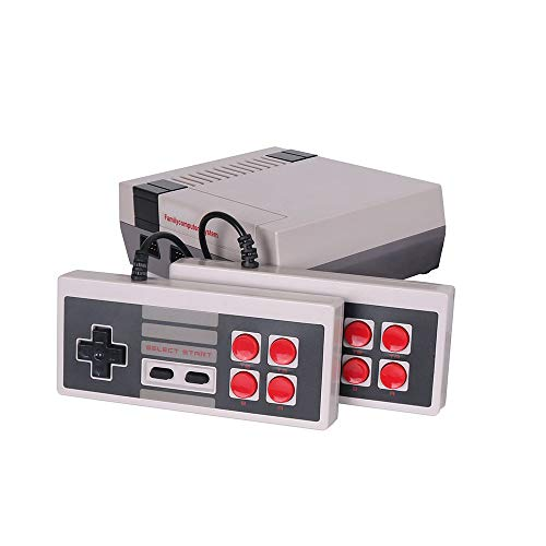 Railay Retro Game Console AV Output Built-in 620 Classic Video Games