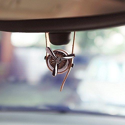 Auto Luftreiniger, Geruchsvertilger zum Aufhängen im Auto – entfernt Pollen, Rauch, unangenehme Gerüche und Gestank – Ideal für Auto, Wohnmobil oder als Geschenk