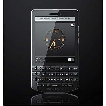 BlackBerry Porsche Design P9983 3.1 Inches 64GB Blackberry OS 3G ...
