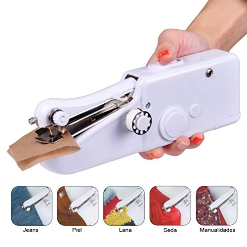 Belanto Sewing Machine Electric Handheld Sewing Machine Mini...