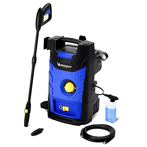 Michelin MPX14E - Limpiador de Alta presión (1400 W, 110 Bar, 390 l/h)