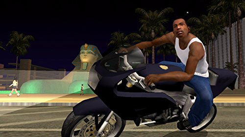 Grand Theft Auto: San Andreas (Kindle Fire Edition)