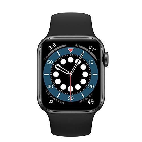 Relógio inteligente SmartWatch IWO Goplay AK76pro 44mm (Preto)