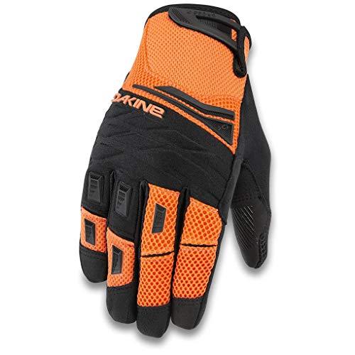 Dakine Men's Cross-X Bike Glove, Vibrant Orange, Large