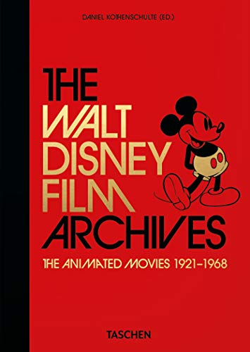 The Walt Disney film archives. The animated movies (1921-1968) (Vol. 1)