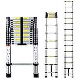 Jason Scala telescopica in alluminio estensibile a carico massimo di alta qualità per uso multiuso 13.5FT