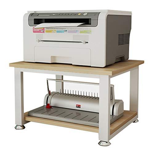 WSGYX Estantería para Impresora de Mesa Cocina Horno microondas ...