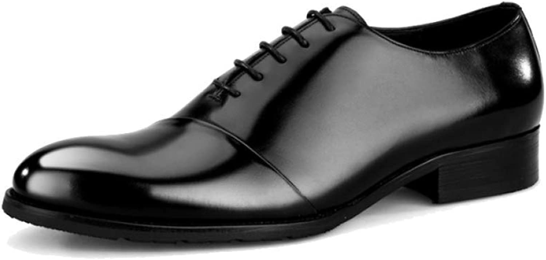 AEYMF Herren Business England Wind Einzelne Schuhe Hochzeitsschuhe