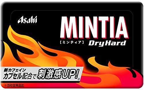 アサヒグループ食品 ミンティア ドライハード 50粒(7g)×10個 ×5セット